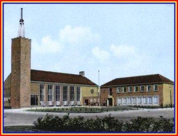 Kerkdienst in Rehobothkerk