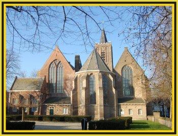 Grote-of St. Janskerk Schiedam